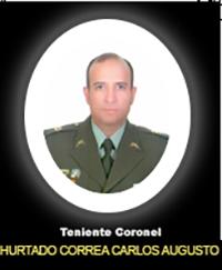 Tc. Hurtado Correa Carlos Augusto