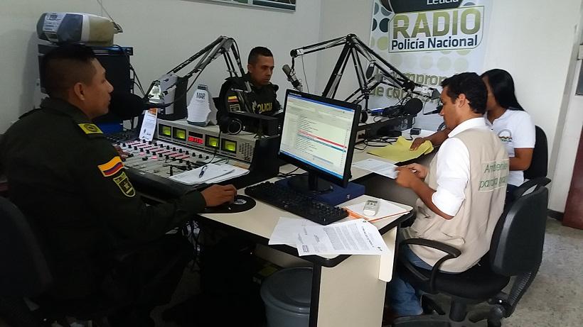 La polic a nacional crea conciencia ecol gica en la ni ez leticiana polic a nacional de colombia - Oficina policia nacional ...