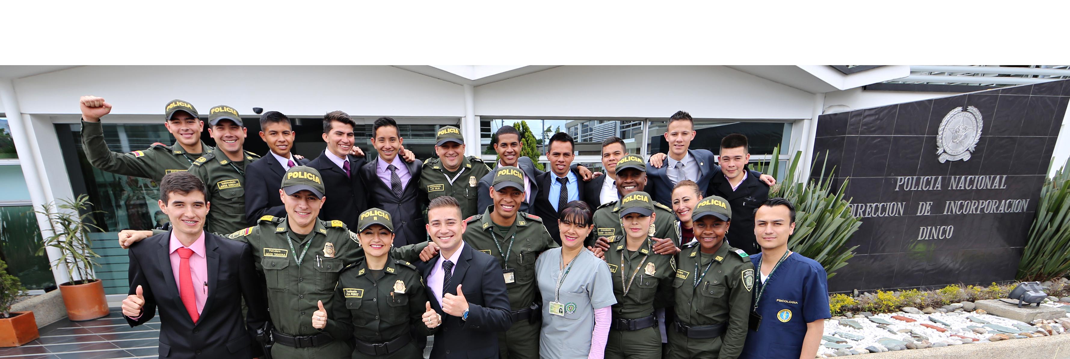 Direcci n de incorporaci n polic a nacional - Oficina policia nacional ...