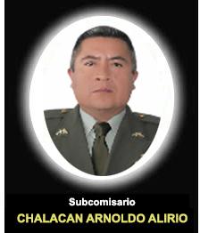SC. Chalacan Arnoldo Alirio