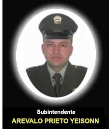 SI. Arevalo Prieto Yeisonn