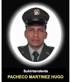 SI. Pacheco Martinez Hugo
