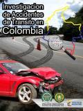 portada libro investigación de accidentes de tránsito en Colombia