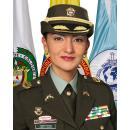 Teniente Coronel Lizeth Marina Casas Forero