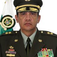 Brigadier General Eliecer Camacho Jiménez