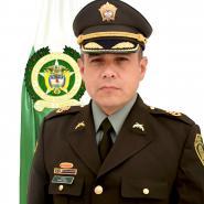 Comandante departamento de Policía Arauca