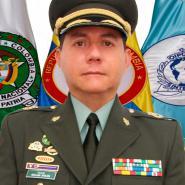 director Escuela suboficiales ESJIM William Oswaldo Rincón Zambrano