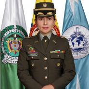 Directora Escuela de Carabineros Rafael Núñez