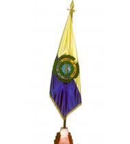 Bandera-Escuela de Policía Carlos Eugenio Restrepo