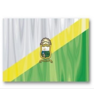 Bandera Escuela de Carabineros Provincia de Velez