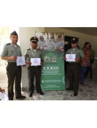 XXXIII Encuentro Nacional de Investigaciòn Escuelas de Policia 2019