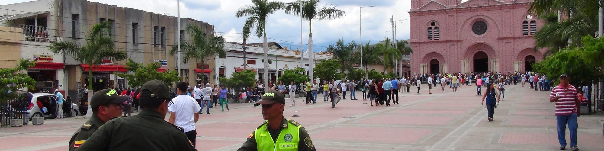 Policía-Valle del cauca