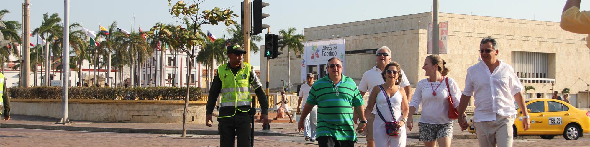Turismo de la Policía Nacional