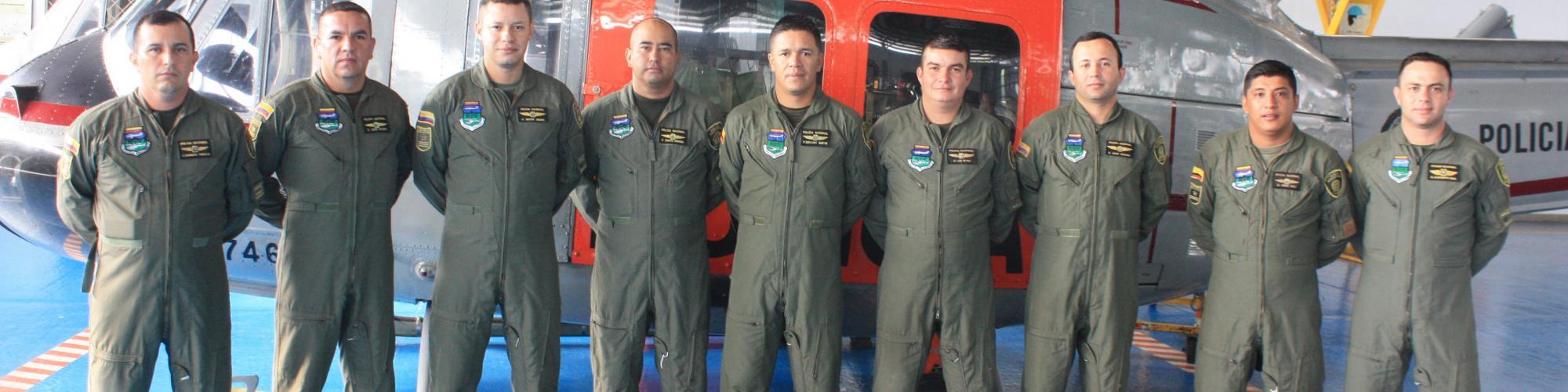 Escuela de Aviación Policial - ESAVI