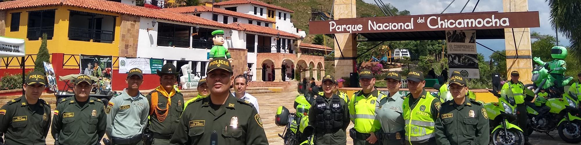 Policía_Santander