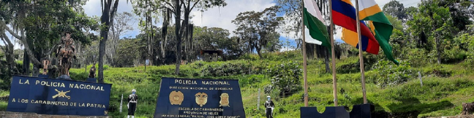 Escuela de Carabineros Provincia de Vélez