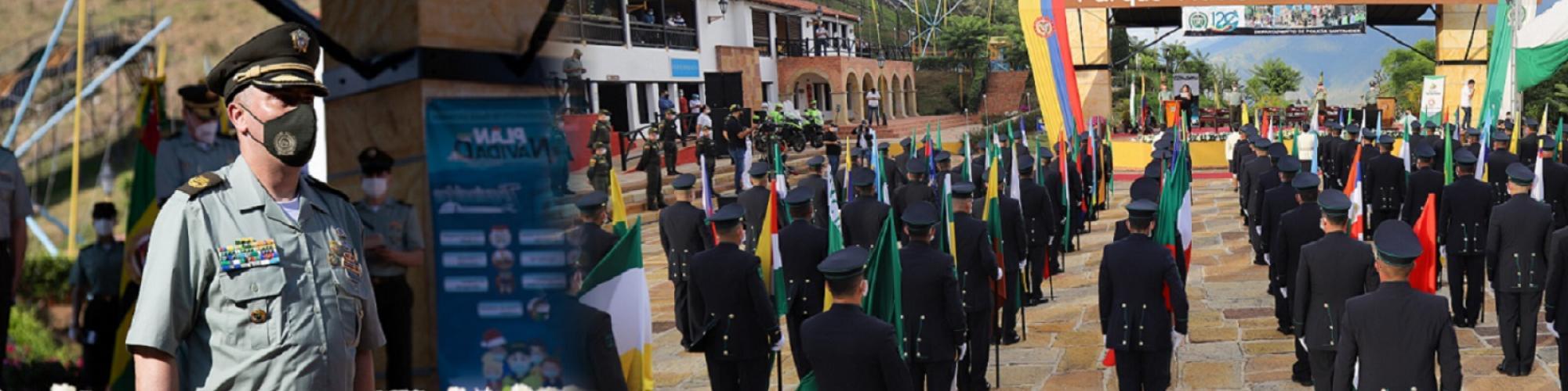 Policía Santander