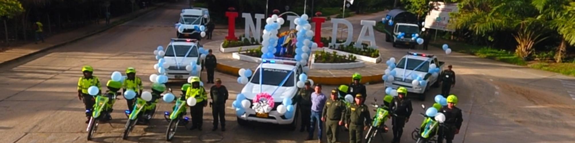 policia- guainia