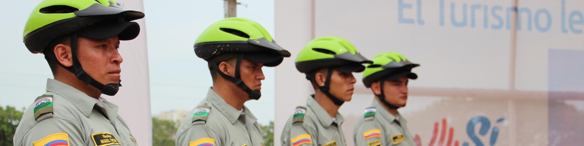 Policía Metropolitana de Santa Marta