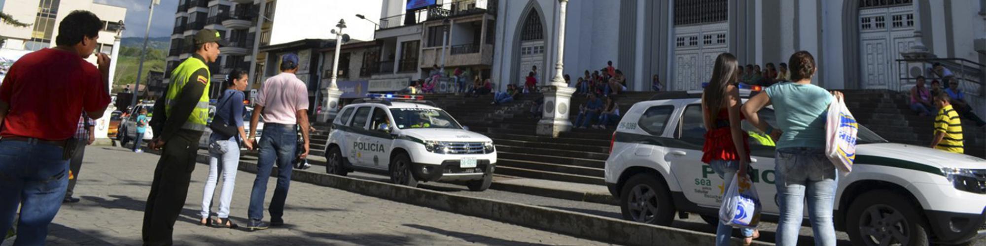 Departamento de Policía Risaralda
