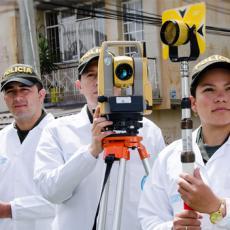 Técnico Profesional en Topografía Forense