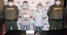 capturados por el delito de porte o tenencia de arma de fuego