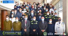 Integrantes Congreso Internacional de Seguridad Turística