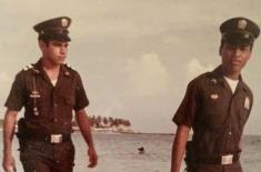 128 años policía nacional
