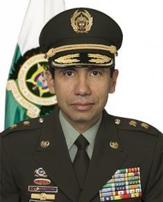 fotografia del Brigadier General Manuel Antonio Vásquez Prada