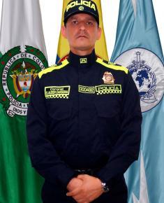 Coronel Clauder Antonio Cardona Cataño