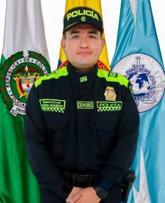 Edwin Elías Romero Briceño - Comandante de Policía Guainía