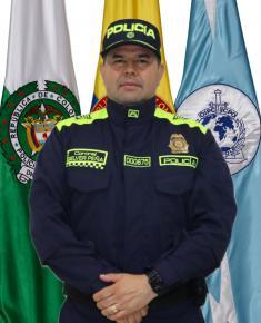 Comandante-Departamento-De-Policia-Vaupes-CR-Gelver-Yecid-Peña-Araque