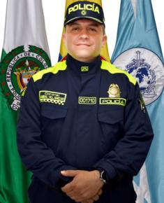 Comandante Policía Metropolitana de Pereira - Coronel Aníbal Villamizar Serrano