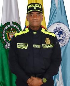 Coronel Jorge Mauro Córdoba Valencia