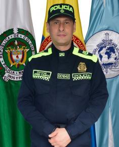 Coronel Jorge Miguel Cabra Díaz
