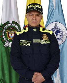Coronel Hilbar Alfonso Reyes Cruz