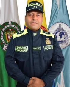 Brigadier General Luis Carlos Hernández Aldana Comandante Policía Metropolitana de Cartagena