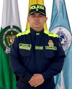 Coronel José Arturo Sánchez Valderrama Comandante