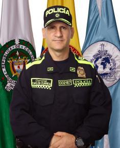 Comandante Policía Atlántico