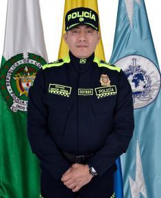 Comandante Departamento de Policía Tolima