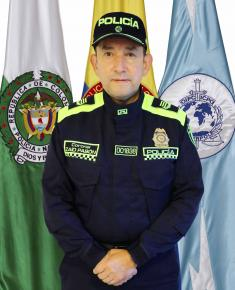 Coronel Zaid Eduardo Pabón Ortega