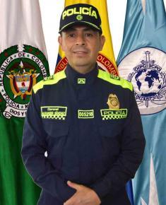 Comandante Departamento de Policía Magdalena Medio