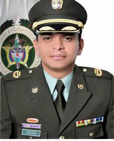 Teniente Coronel Ignacio Euclides Meza Meza