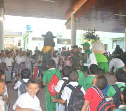 Rafael, Núñez, Escuela, codigo nacional de policía, código