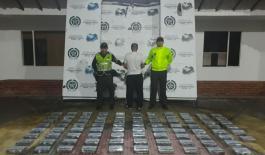 Incautación 80 kilos de Cocaína - Policía de Santander