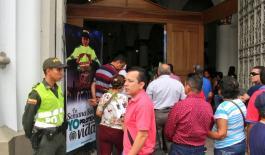 Acompañamiento Iglesias de Ibagué