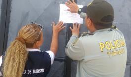 Policía Nacional y Secretaría de Turismo garantizan calidad por parte de entidades prestadoras de servicios turísticos