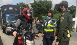 """Policía implementa medidas especiales para plan éxodo y retorno en puente festivo """"San Pedro y San Pablo"""""""