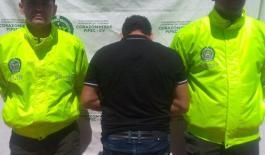 """Dimos captura a """"patilla"""" presunto cabecilla del """"clan del golfo"""" en el sur de Bolívar"""