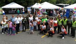 Feria-de-la-salud-policia-valle-del-cauca-obras-sociales